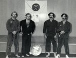 Masters Bob Maxwell - Phil Schreiber - Mike March - Mark Bjishkian  1970's