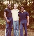 Grandmasters Lloyd Davis - Dr.Robert Hill - Joe Manley