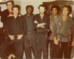 Master Teachers/Saya John Taylor- Rick Niemira- Lloyd Davis- Jim Pugh- Joe Manley- Tim Fleming