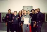Masters ErrollYounger-MiriamNiemira-MarkBjishkian-WayneWayland-BillKing-BobMaxwell-Joe Manley-Bernie Tomaszewski-Lloyd Davis