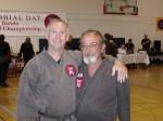 Bando Masters Bob Maxwell & Mark Bjishkian