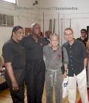 Bando Masters Joe Manley- Lloyd Davis- Masahito Nishida- Doug Sau Lin
