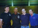 Bando Fighting Masters Ron Orem- Carl Beamon- Fred 'Rusty' Gage-Pete Barrett