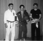 Ralph Chirico - Grandmaster Dr.Geoff Willcher - Lajos Balough