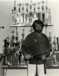 Bando/Isshin-Ryu Grandmaster Harvey Hastings