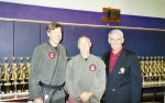 Masters Ron Orem- Bob Maxwell- Hugh McHugh
